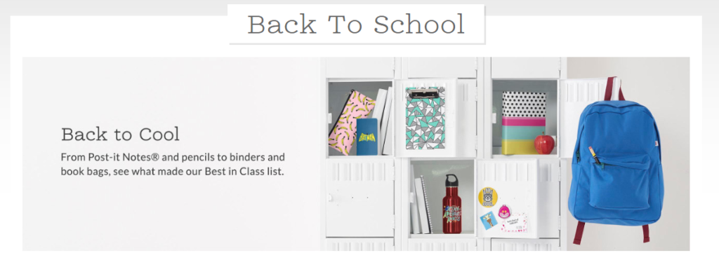 Zazzle Back To School Supplies