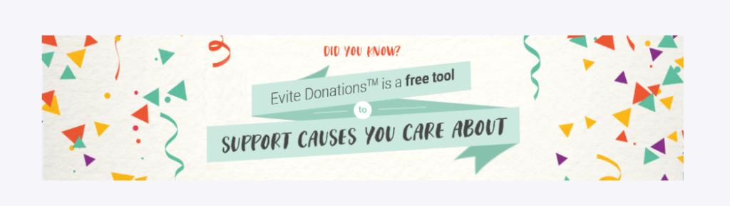 evite-donations