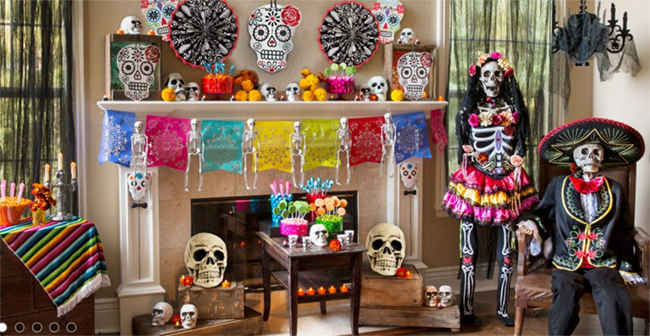 dia de los muertos party- see more ideas on B. Lovely Events