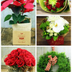Lovely Christmas Flower Ideas from Flowers From Everyone