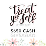 treatyoself Cash Giveaway- Enter today!