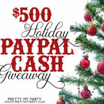 $500 Holiday cash giveaway!