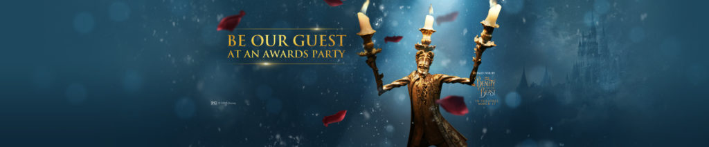 Beauty And the Beast New Movie- See fun invites with Evite!