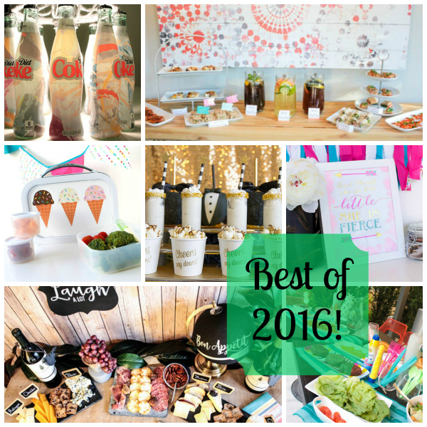 Best Of 2016 - B. Lovely Events