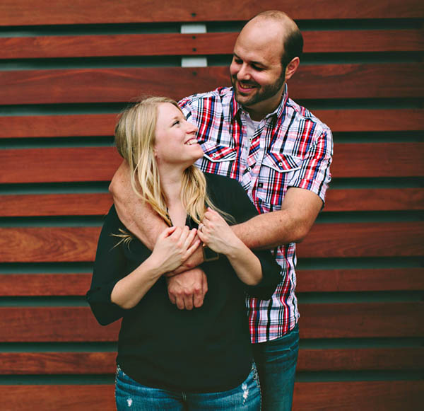 Emily+Matt engagement photo