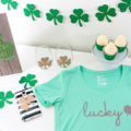 DIY Shamrock St. Patrick's Day Ideas- B. Lovely Events