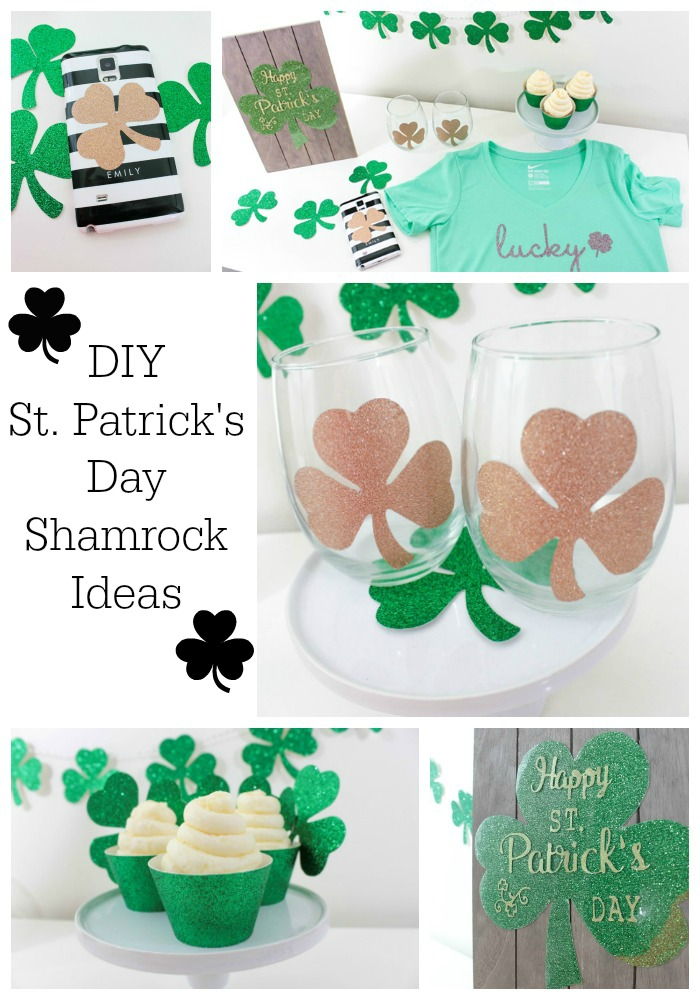 DIY St. Patrick's Day Shamrock Ideas- B. Lovely Events