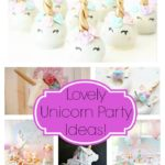 Lovely Unicorn Party Ideas!