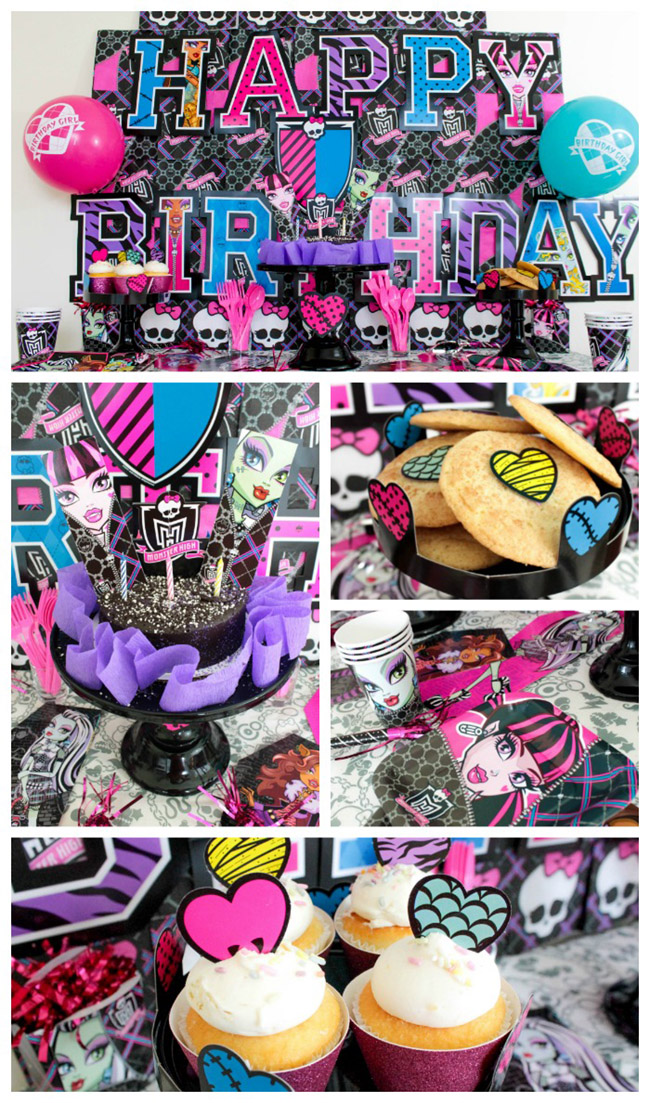 A Fangtastic Monster High Party A Chance To Win 250