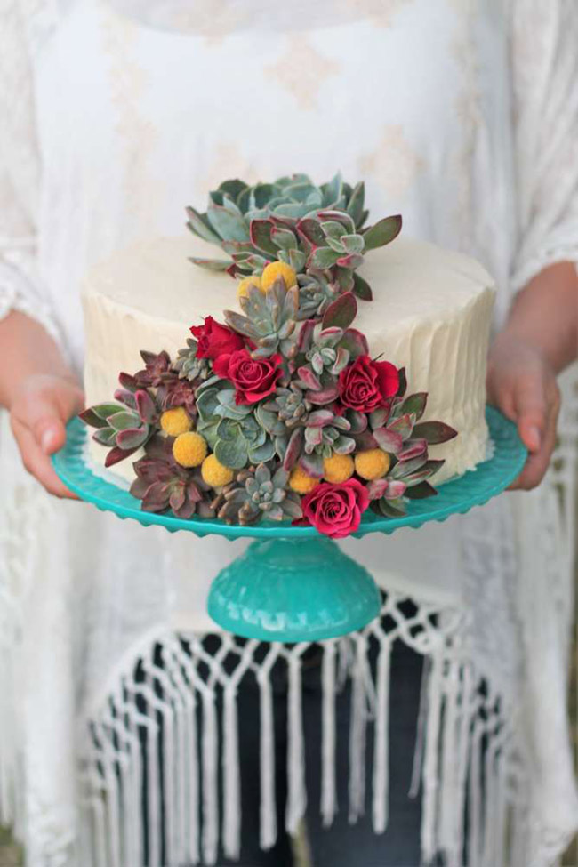 Cinco de mayo fiesta cake- see more fiesta ideas on B. Lovely Events
