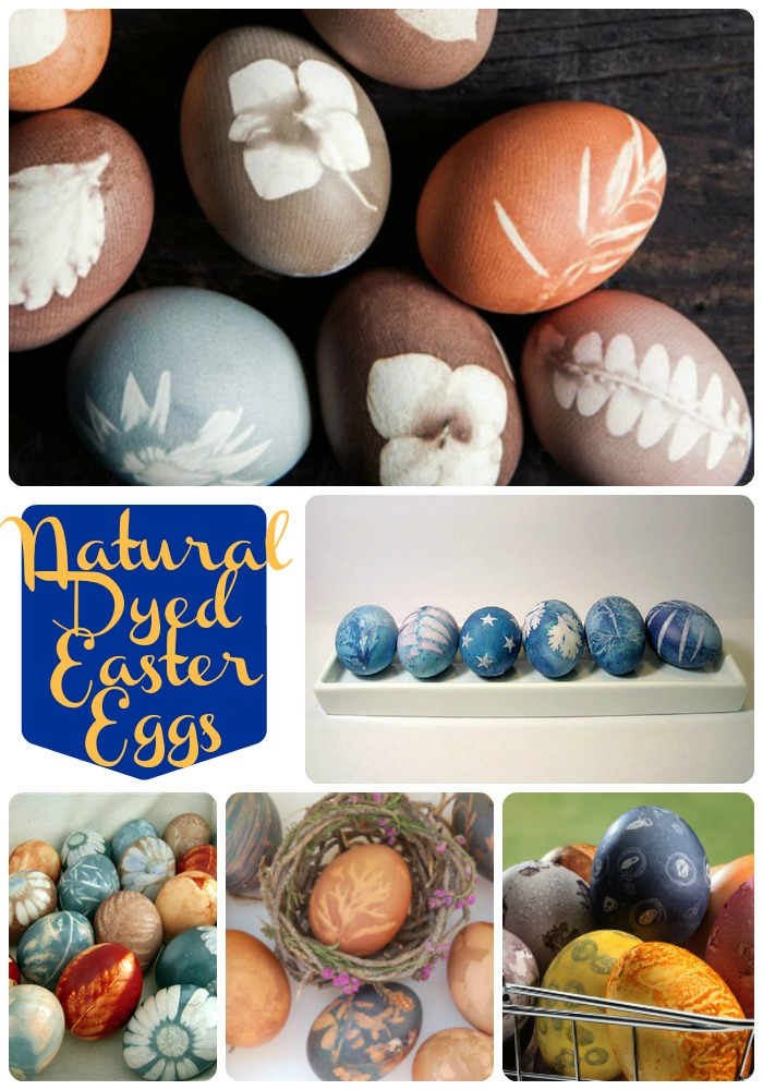 Natural Dyed Easter Eggs- See all of the natural Easter egg ideas on B. Lovely Events