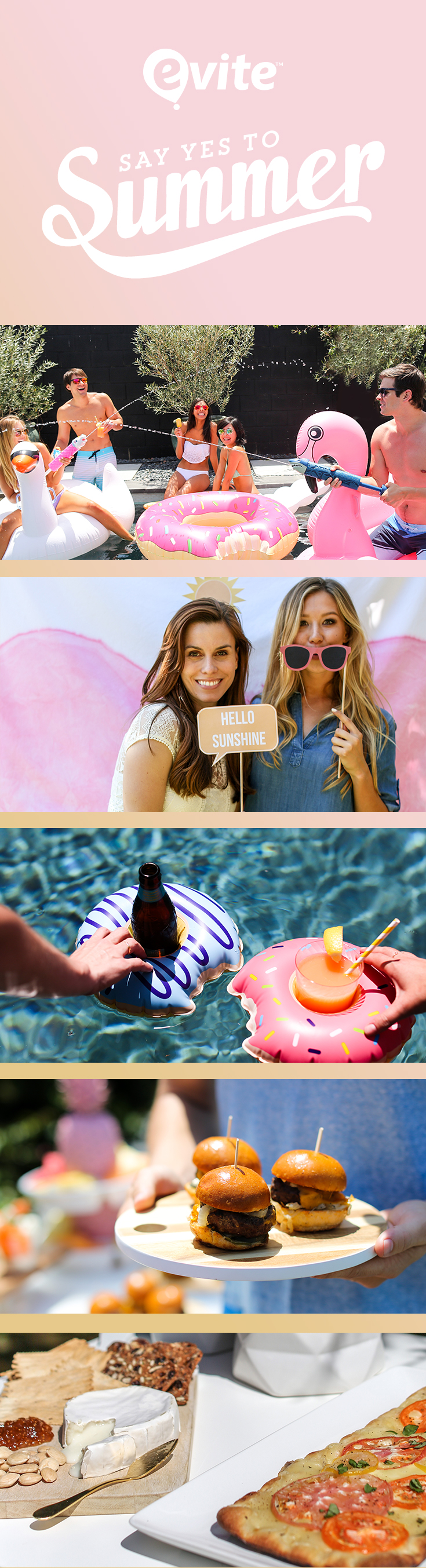 Say Yes To Summer Contest! See more details on B. Lovely Events
