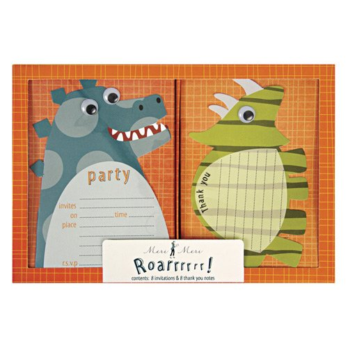 Dinosaur Party Invitations!! So cute