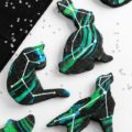 Love these constellation cookies- See more Space, Star and Galaxy party Ideas on B. Lovely Events