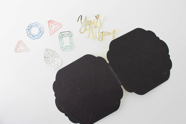 Make your own Youre a gem card! - Learn how to make it on B. Lovely Events