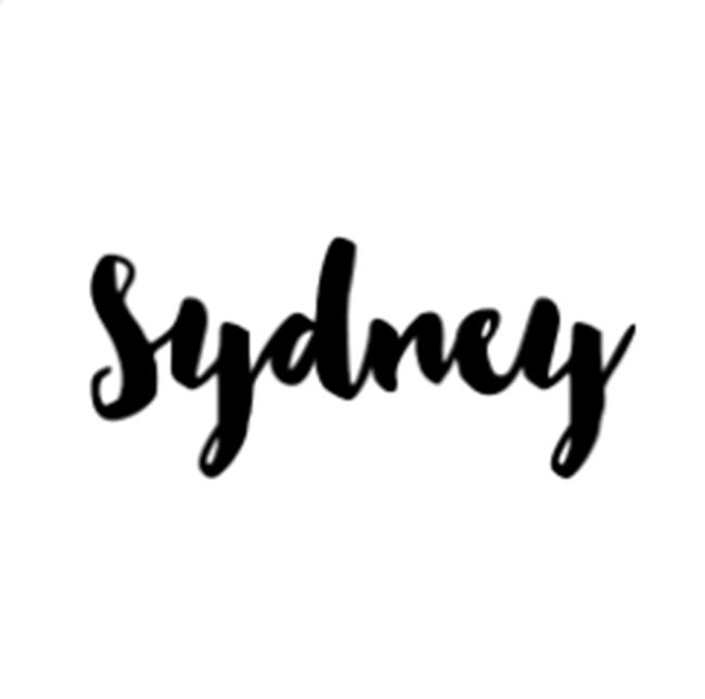 Sydney Callagraphy