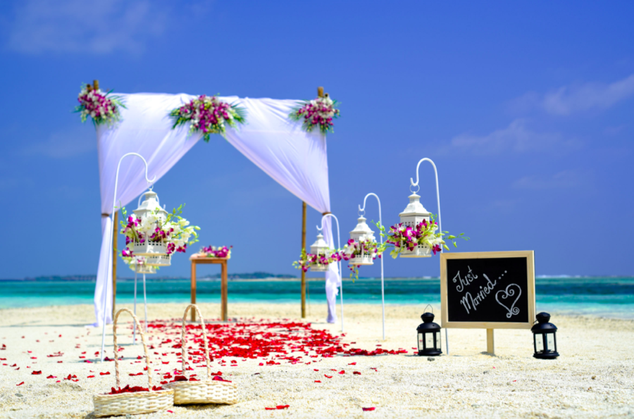 Destination Wedding Ideas - B. Lovely Events