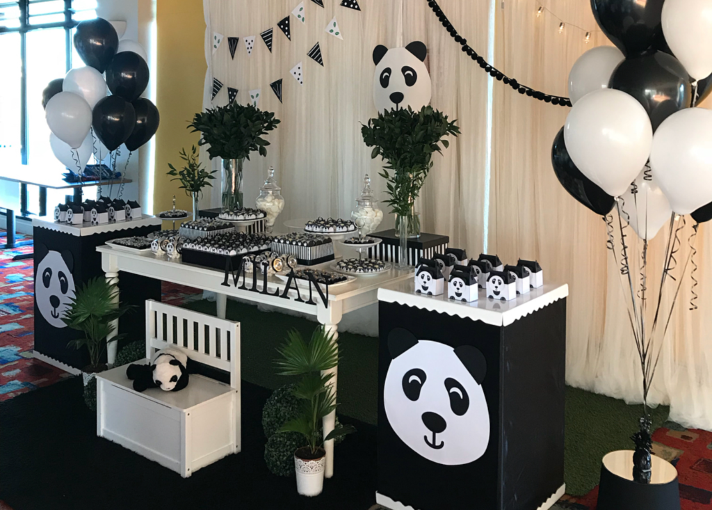 darling panda party -See more Panda Party ideas on B. Lovely Events