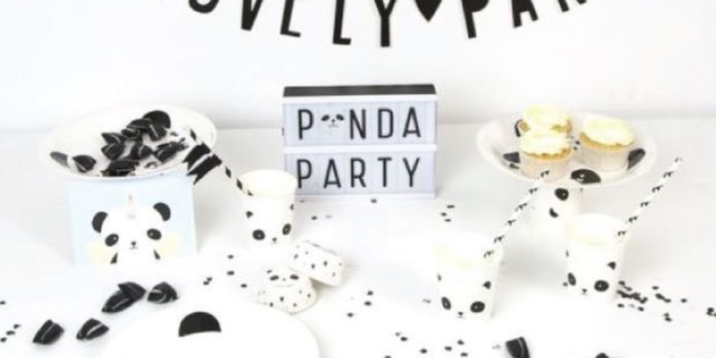 Panda Party Ideas- Total Panda-Monium!