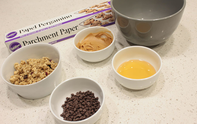 No bake granola energy bites - B. Lovely Events