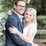 {Real Wedding} Emily & Jonathan's Enchanting & Romantic Newton Hall Garden Wedding