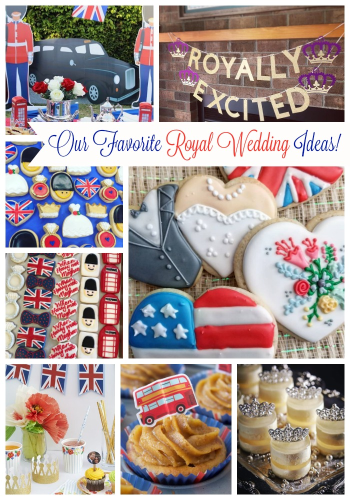 Our favorite Royal Wedding ideas