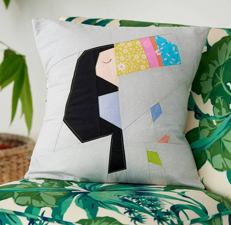 This toucan pillow is so darling! - See More Toucan Party Ideas at B. Lovely Events