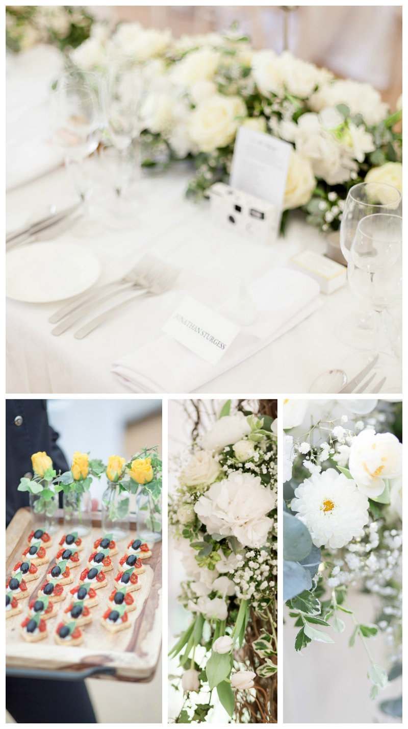 Garden wedding ideas- See them all at B. Lovely Events