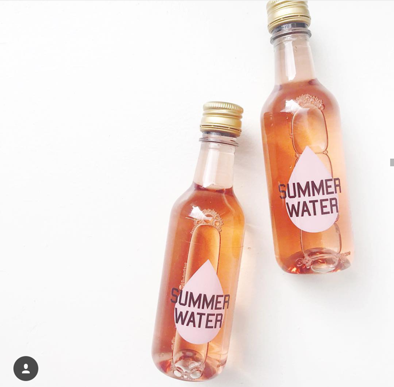 Rosé summer drink- See our favorite Rosé Party Ideas on B. Lovely Events!