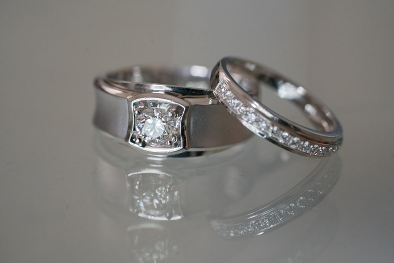 Wedding Ring photo - See the details on B. Lovely Events