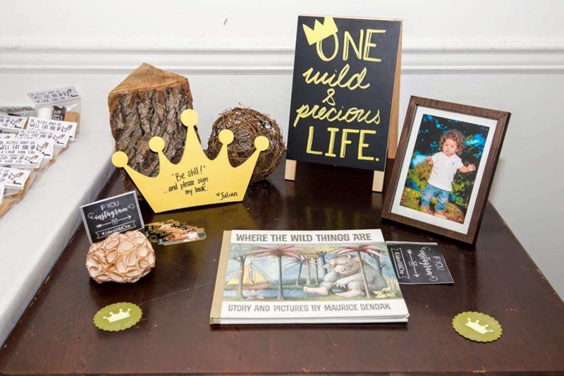 One wild one party decor ideas - See More Wild One Party Ideas and Inspirations On B. Lovely Events! #birthday #birthdayparty #kidsparty #1stbirthday