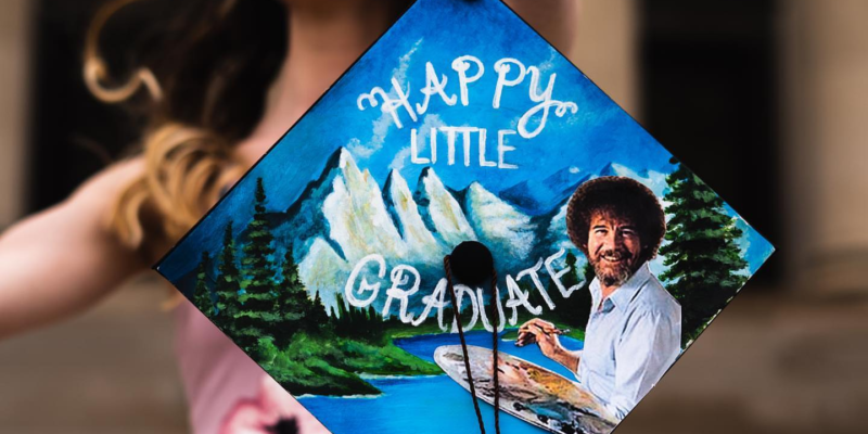 Decorated Graduation Hats That Make Our Hearts Smile!