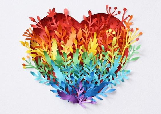 Rainbow Hearts for World of Hearts