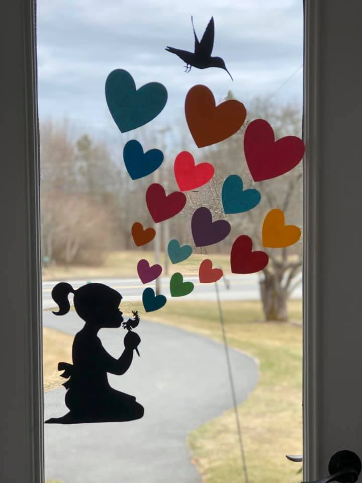 A world of hearts inspiration