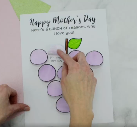 DIY Mother's Day Gifts- Handmade card