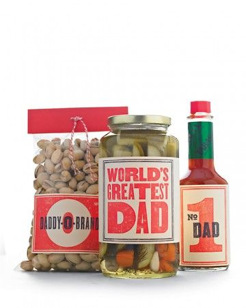 Love these Fathers Day snack free printables