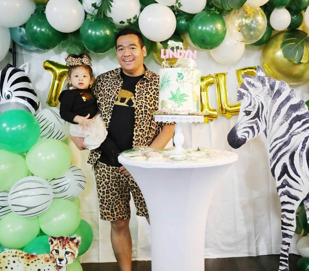 Leopard Wild Zoo party