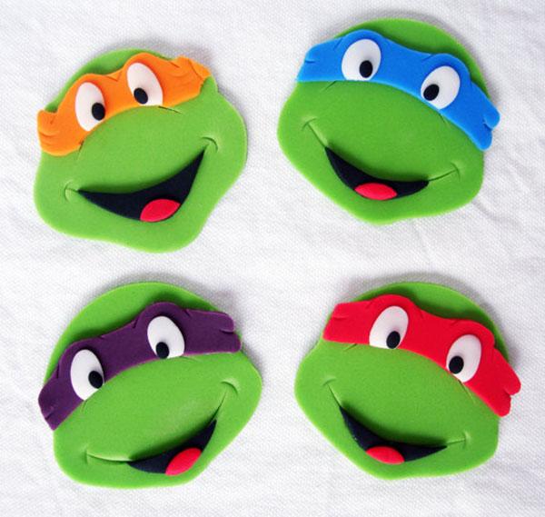 Cowabunga Teenage Mutant Ninja Turtles Party Ideas B