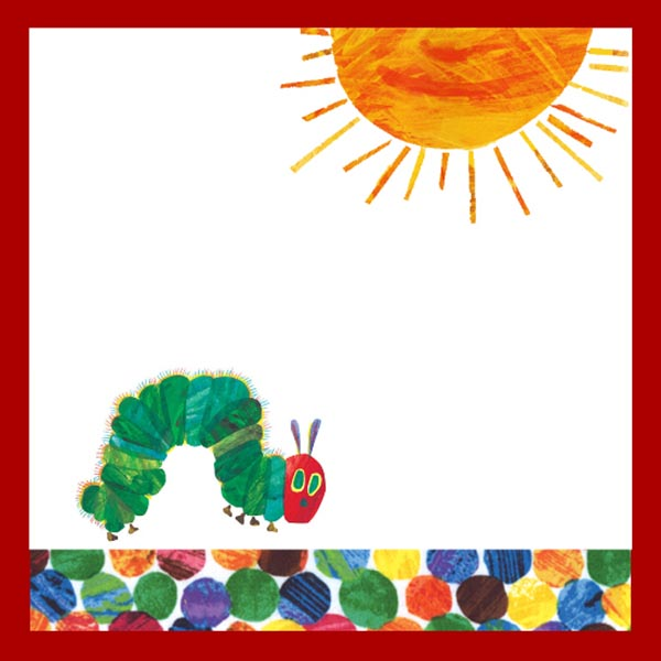 It's just a photo of The Very Hungry Caterpillar Printable regarding activity