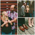 Matt & Emily Engagement photo