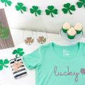 DIY Shamrock St. Patrick's Day Ideas- B. Lovely Events