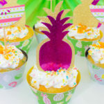 Summer Party Cupcakes - B. Lovely Events